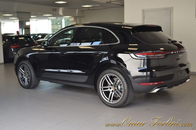 "PORSCHE Macan NUOVA 2.0 PDK 245CV PASM PDLS LED 20""FULL SCONTO8% Immagine 3"