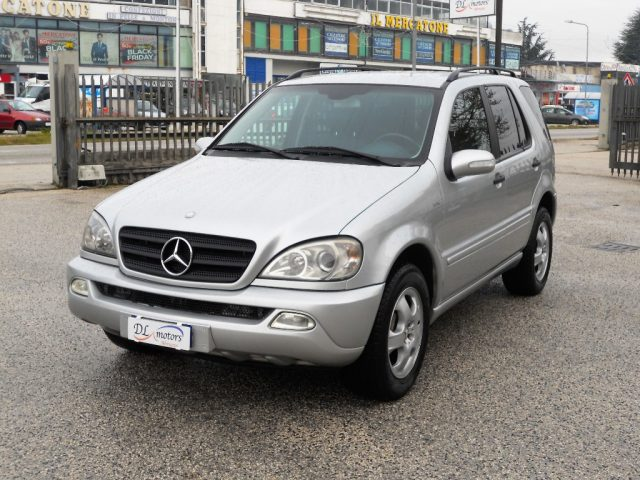 MERCEDES-BENZ ML 270 Argento metallizzato