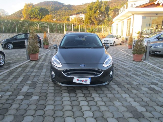 FORD Fiesta 1.0 Ecoboost 100 CV 5 porte Powershi Immagine 1