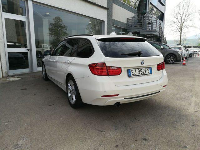 BMW 318 d Touring Sport - Tetto apribile - Automatica Immagine 3