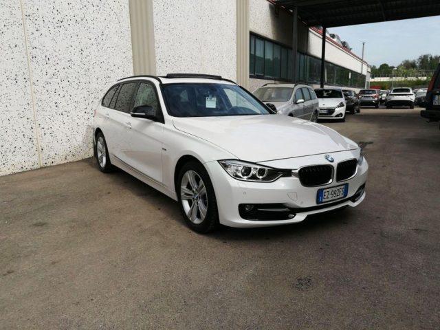 BMW 318 d Touring Sport - Tetto apribile - Automatica Immagine 1