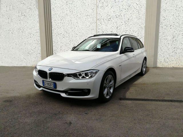 BMW 318 d Touring Sport - Tetto apribile - Automatica Immagine 0