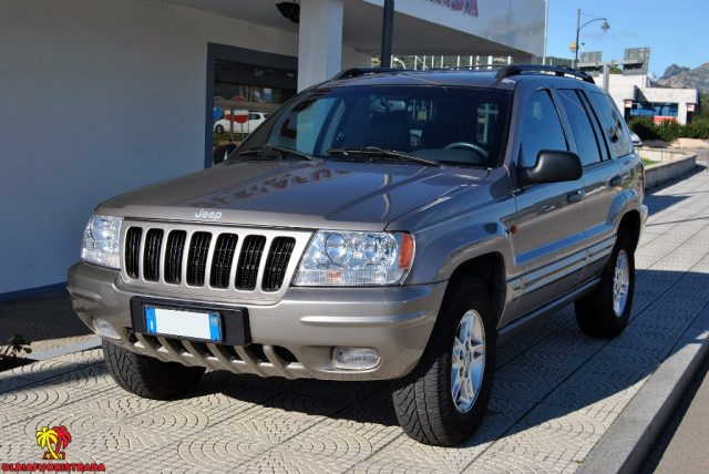 JEEP Grand Cherokee Grigio Medio metallizzato