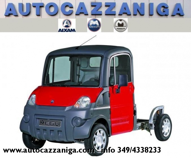 AIXAM Mega CHASSIS 400 DIESEL PRONTA CONSEGNA Immagine 0