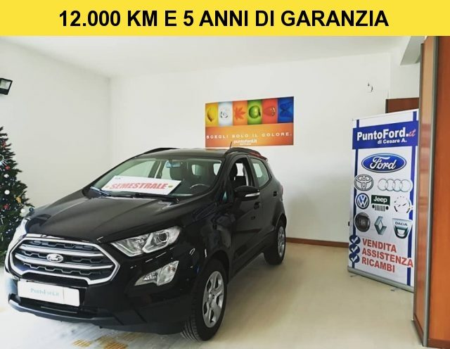 FORD EcoSport Antracite pastello