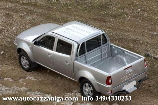 TATA Xenon 2.2 DICOR 4x4 DOPPIA CABINA PICK-UP Immagine 2