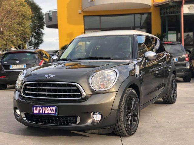 MINI Paceman Oro pastello