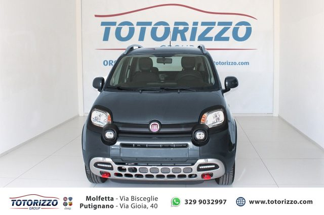 FIAT Panda City Cross Hybrid Immagine 0