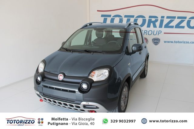 FIAT Panda City Cross Hybrid Immagine 2