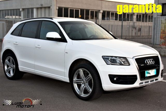 AUDI Q5 3.0 V6 TDI quattro S tronic Advanced Plus Immagine 3