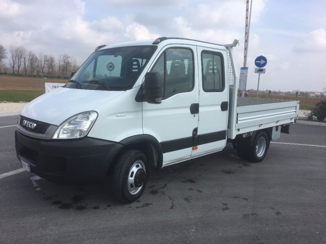 IVECO Other Daily  35 C17 doppia cabina 7 posti