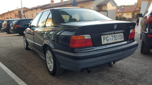 BMW 318 i ISCRITTA ASI cat 4 porte Europa Immagine 3