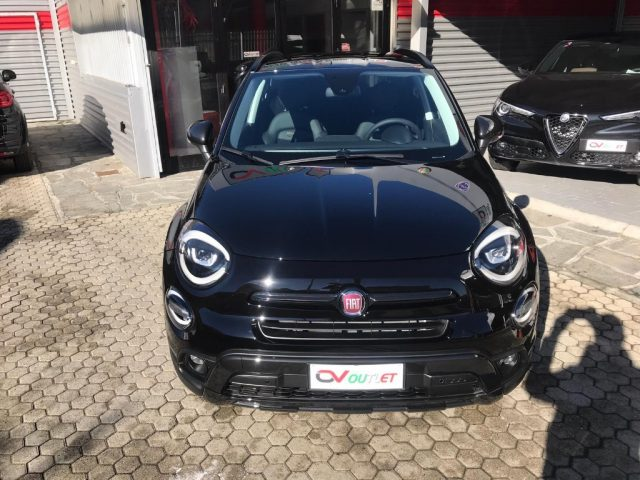 FIAT 500X 1.0 T3 120 CV S-Design Cross PACK CITY+VISIBILITY Immagine 1