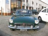 MG MGB SPIDER 1.8 Ia SERIE TARGHE NERE ISCR. ASI