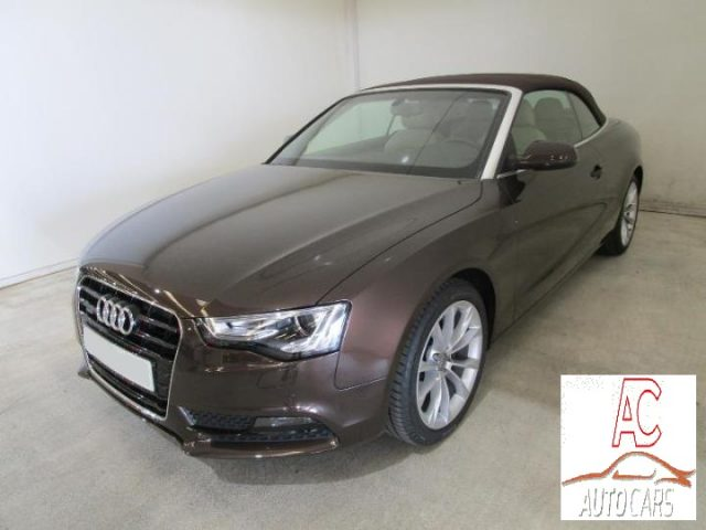 AUDI A5 Marrone metallizzato