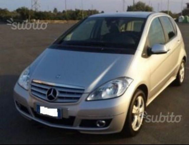 MERCEDES-BENZ A 180 Gray metallized