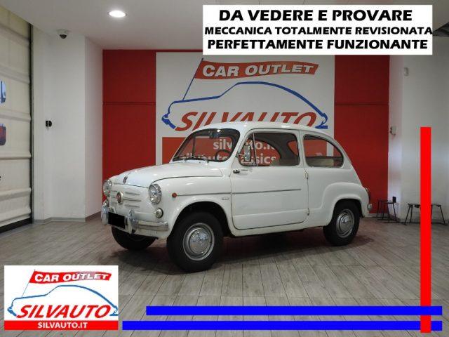 FIAT 600 600 D 100 D 767cc - PORTE CONTROVENTO 59417 km