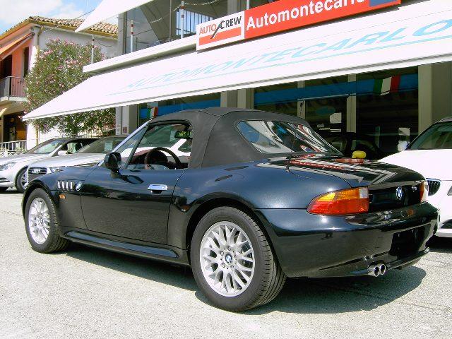BMW Z3 2.8 24V cat Roadster - ASI Immagine 3