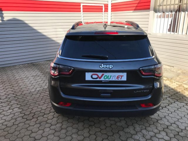 JEEP Compass 1.4 Limited + PACK PREMIUM + PACK PARKING Immagine 4