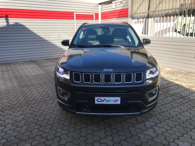 JEEP Compass 1.4 Limited + PACK PREMIUM + PACK PARKING Immagine 1