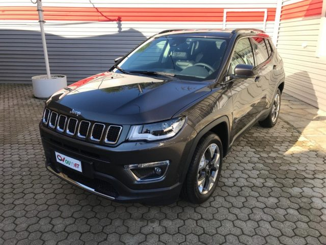 JEEP Compass 1.4 Limited + PACK PREMIUM + PACK PARKING Immagine 0