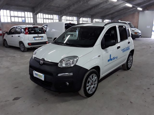 FIAT Panda 0.9 TwinAir Turbo Natural Power Pop Van 2 posti 67813 km