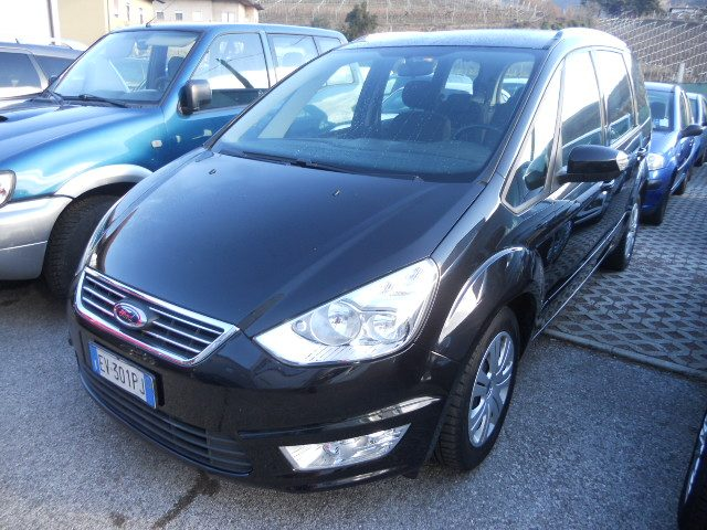 FORD Galaxy Nero metallizzato