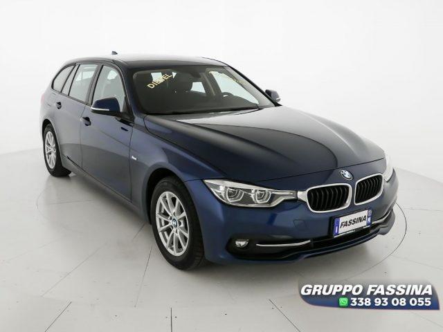 BMW 318 d 2.0 Euro6 Touring Sport AUT. Immagine 0
