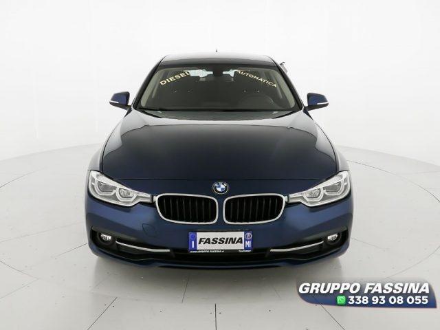 BMW 318 d 2.0 Euro6 Touring Sport AUT. Immagine 1