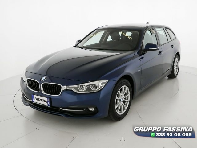 BMW 318 d 2.0 Euro6 Touring Sport AUT. Immagine 2