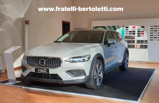 VOLVO V60 Birch Light 726 metallizzato