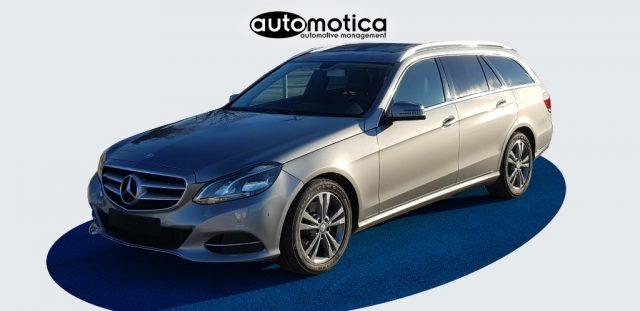 MERCEDES-BENZ E 250 CDI S.W. 4Matic Premium Immagine 4