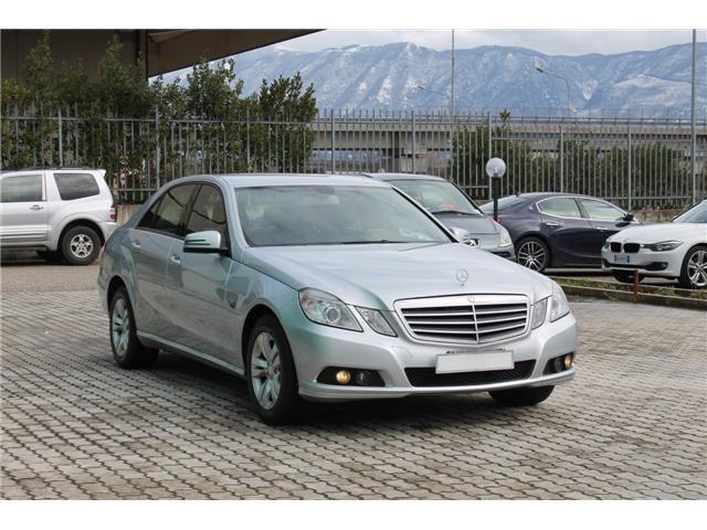 MERCEDES-BENZ E 250 CDI BlueEFFICIENCY Executive- auto Immagine 1