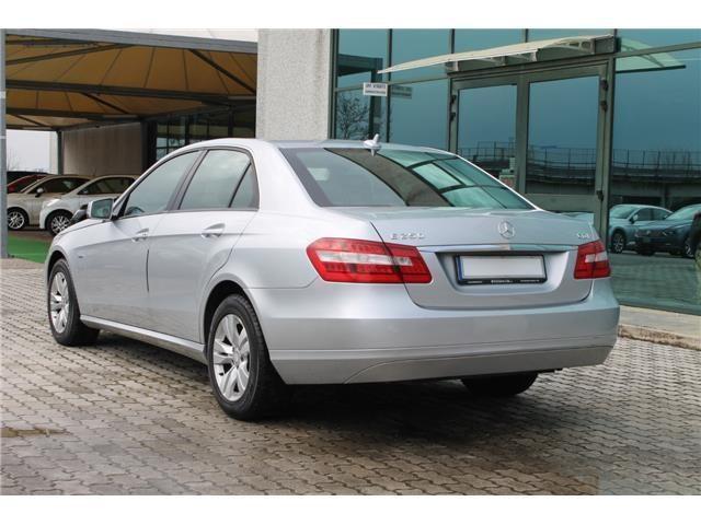 MERCEDES-BENZ E 250 CDI BlueEFFICIENCY Executive- auto Immagine 3