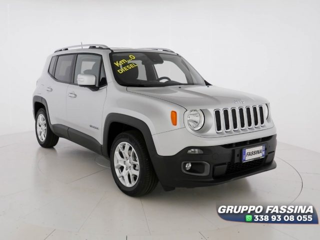 JEEP Renegade 1.6 Mjet 120cv Limited Immagine 0