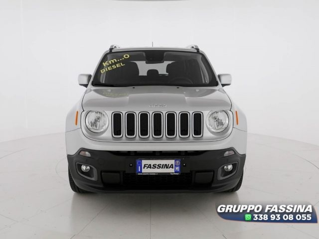 JEEP Renegade 1.6 Mjet 120cv Limited Immagine 1