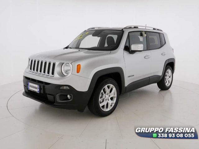 JEEP Renegade 1.6 Mjet 120cv Limited Immagine 2