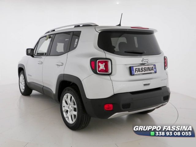 JEEP Renegade 1.6 Mjet 120cv Limited Immagine 3