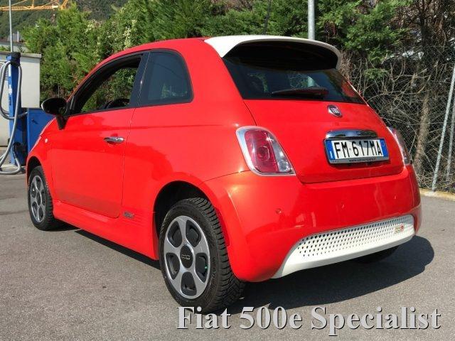 FIAT 500e FIAT 500 ELETTRICA ABARTH BONUS RITIRO USATO Immagine 3