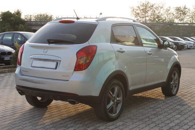 SSANGYONG Korando 2.0 e-XDi 175 CV AWD AT Classy Navi Immagine 2