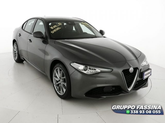 ALFA ROMEO Giulia 2.2 Turbodiesel 180cv AT8 AWD Q4 Super Immagine 0