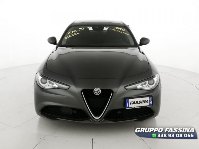 ALFA ROMEO Giulia 2.2 Turbodiesel 180cv AT8 AWD Q4 Super Immagine 1