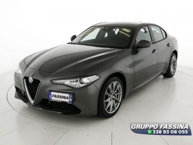 ALFA ROMEO Giulia 2.2 Turbodiesel 180cv AT8 AWD Q4 Super Immagine 2