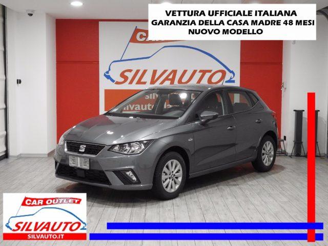 SEAT Ibiza 1.0 TGI 90CV 5p. Reference my'19- Nuova ufficiale  km
