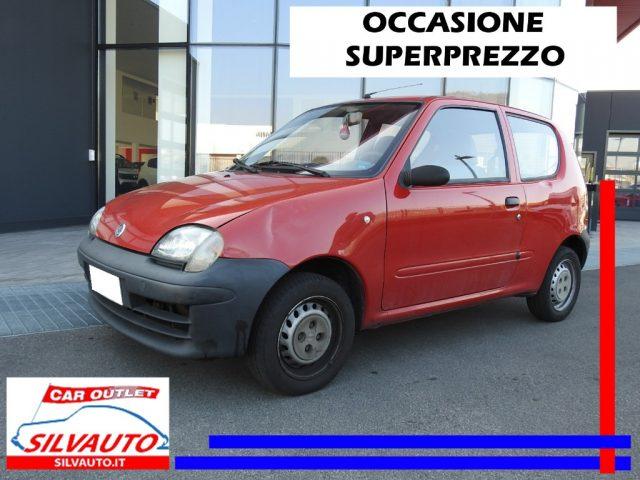 FIAT Seicento 1.1i 54 CV cat S 183743 km