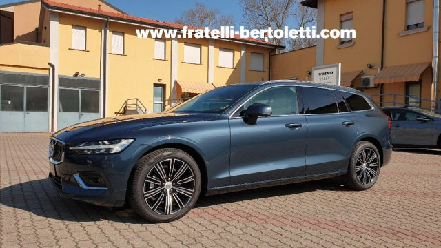 VOLVO V60 Denim Blue 723 metallizzato
