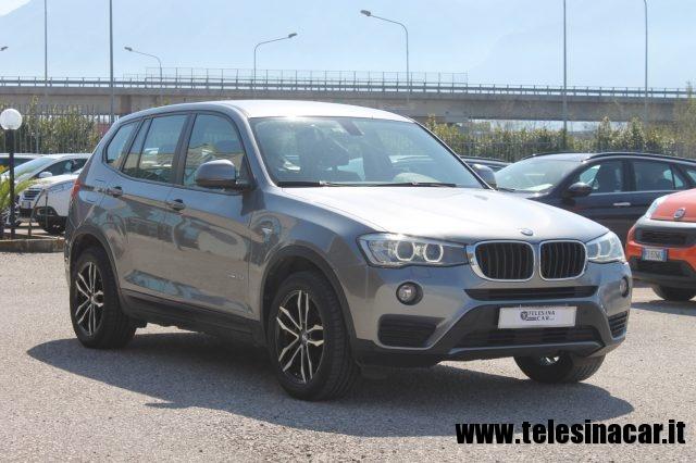 BMW X3 xDrive20d Business aut. Immagine 2