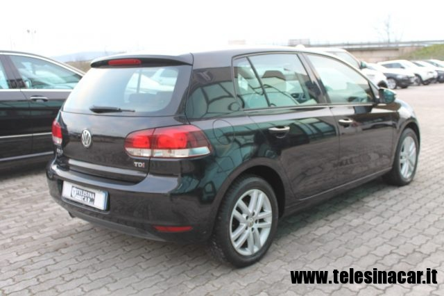 VOLKSWAGEN Golf 1.6 TDI DPF DSG 5p. Highline Immagine 3
