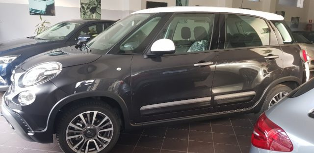 FIAT 500L Gray metallized