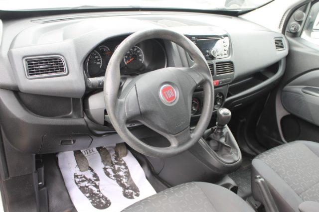FIAT DOBLO'  1.4 T-JET 120CV NATURAL POWER Immagine 4